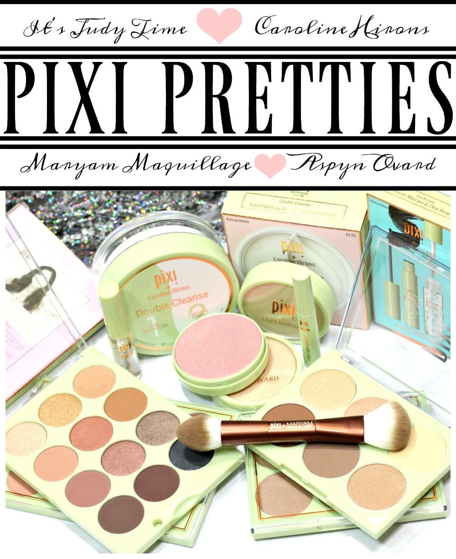 PIXI + Pretties Blogger Collaboration
