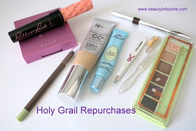Most Repurchased Beauty Products feat. Beauty Info Zone