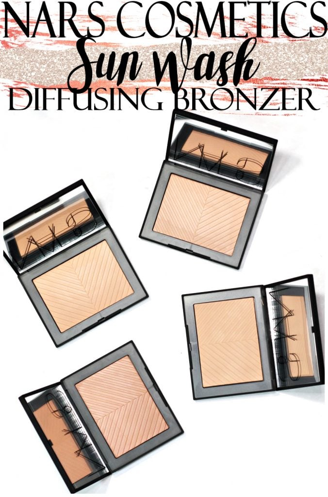 NARS Sun Wash Diffusing Bronzer Swatches + Review