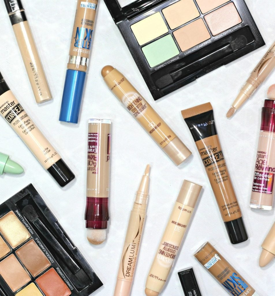 EVERY Maybelline Concealer Swatched // Drugstore Beauty