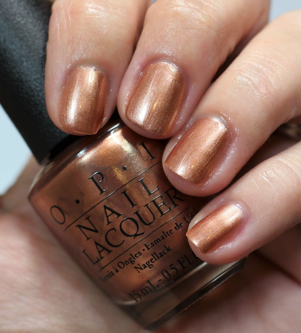 Opi California Dreaming Nail Polish Collection Swatches Review