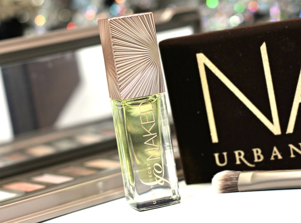 Urban Decay Go Naked Perfume Oil Review + Photos