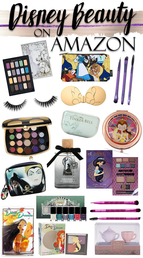 16 Disney Beauty Must Haves on Amazon