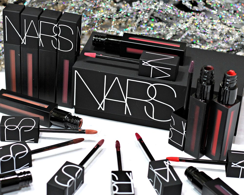 NARS Powermatte Lip Pigment Swatches + Review