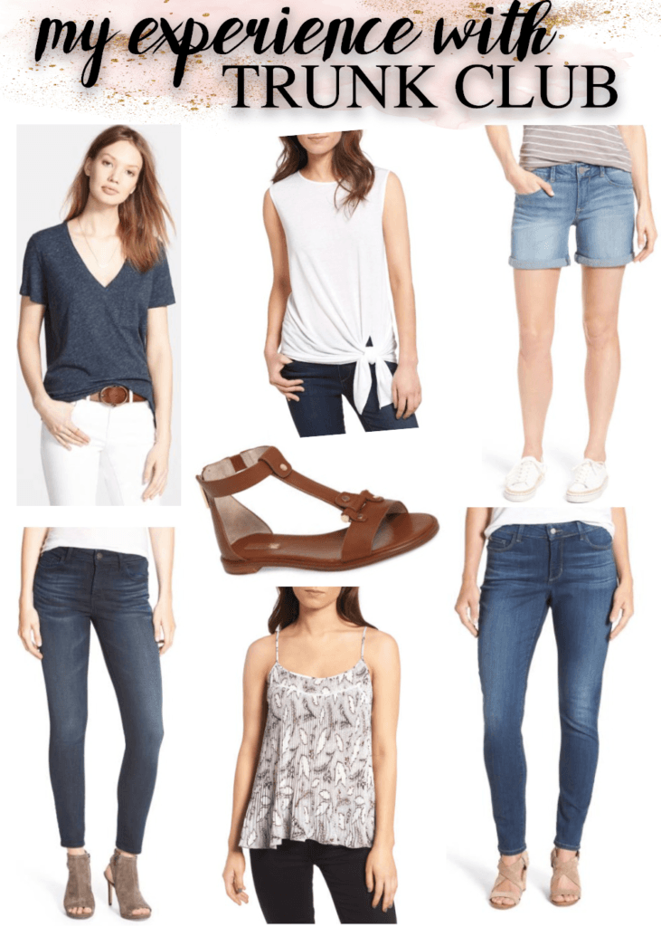 Trying Trunk Club // At-Home Fashion Styling from Nordstrom