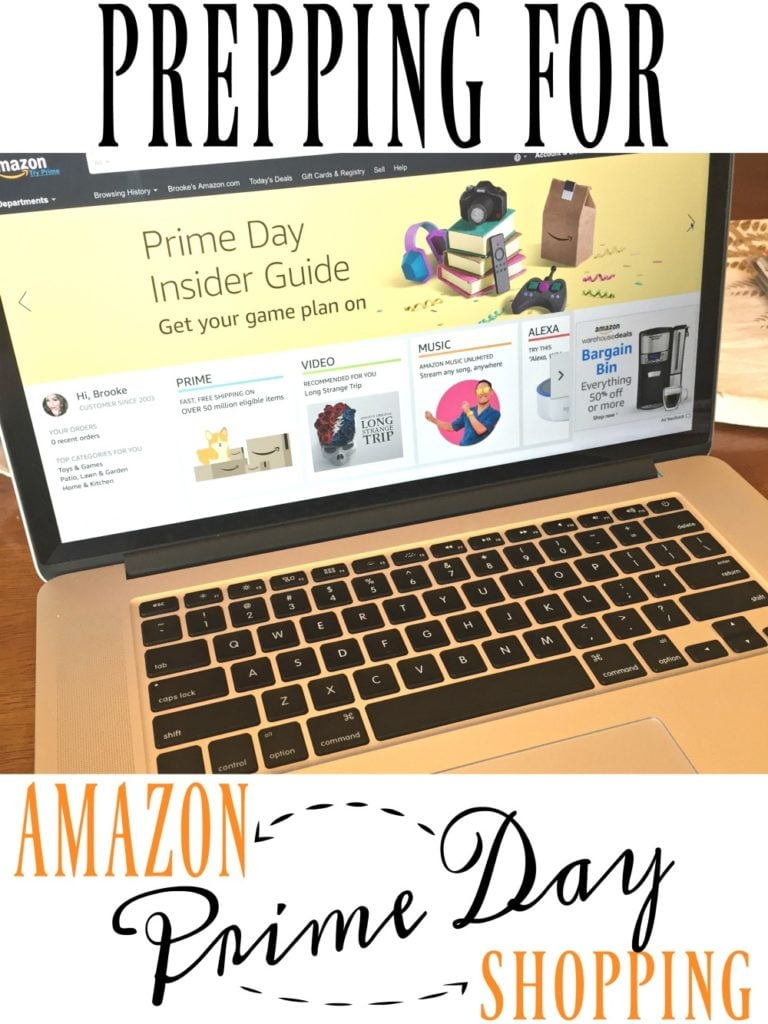 Amazon Prime Day Deals Preview + What to Get