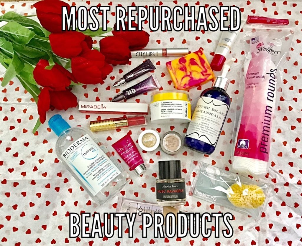 Most Repurchased Beauty Products feat. Never Say Die Beauty