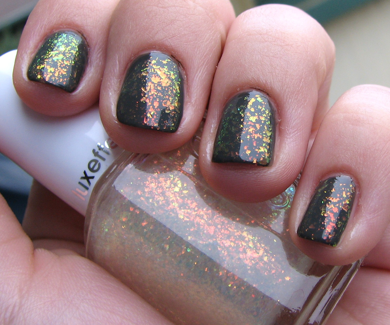 Essie SHINE OF THE TIMES Luxeffects Nail Polish Swatches