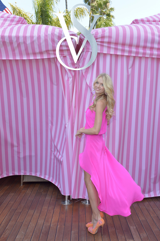 44a93b908de8 Victoria s Secret Angels Reveal What s Sexy Now - Blushing Noir