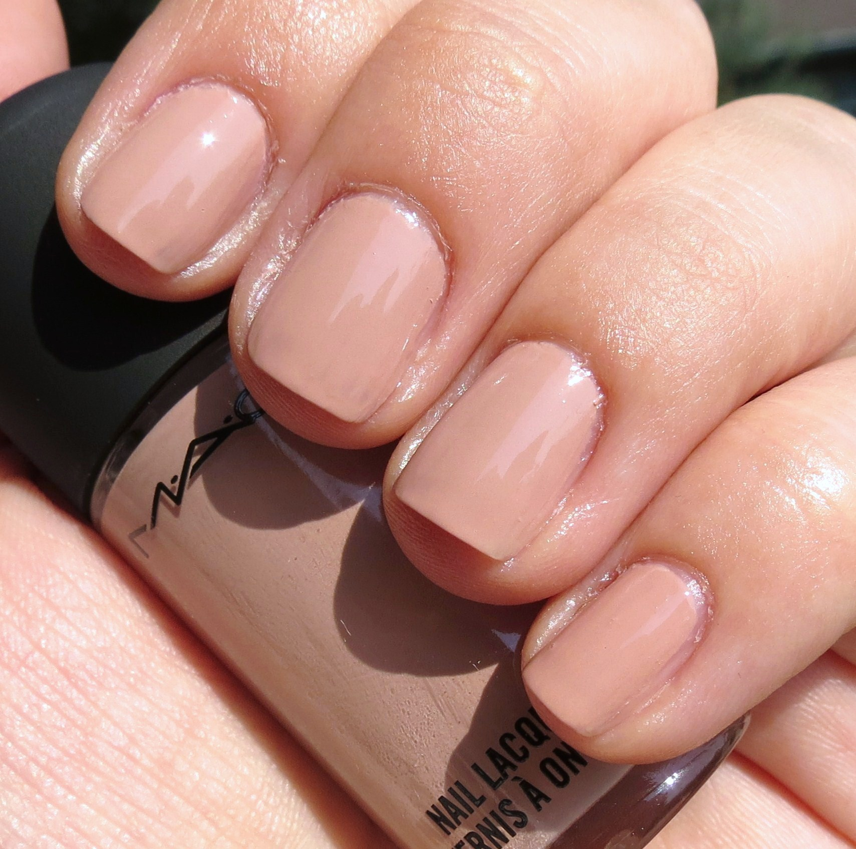 MAC Style Tip Nail Polish Swatches and Review - Casual Colour ...