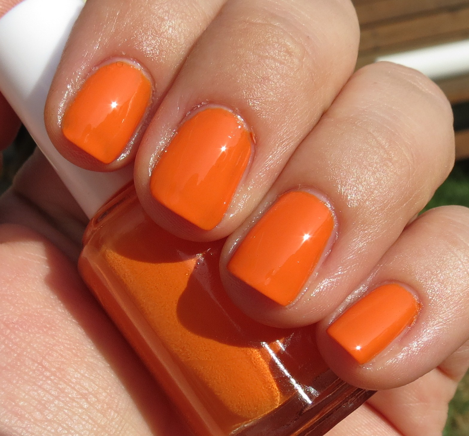 Essie FEAR OR DESIRE Nail Polish Swatches and Review - Summer 2012 ...