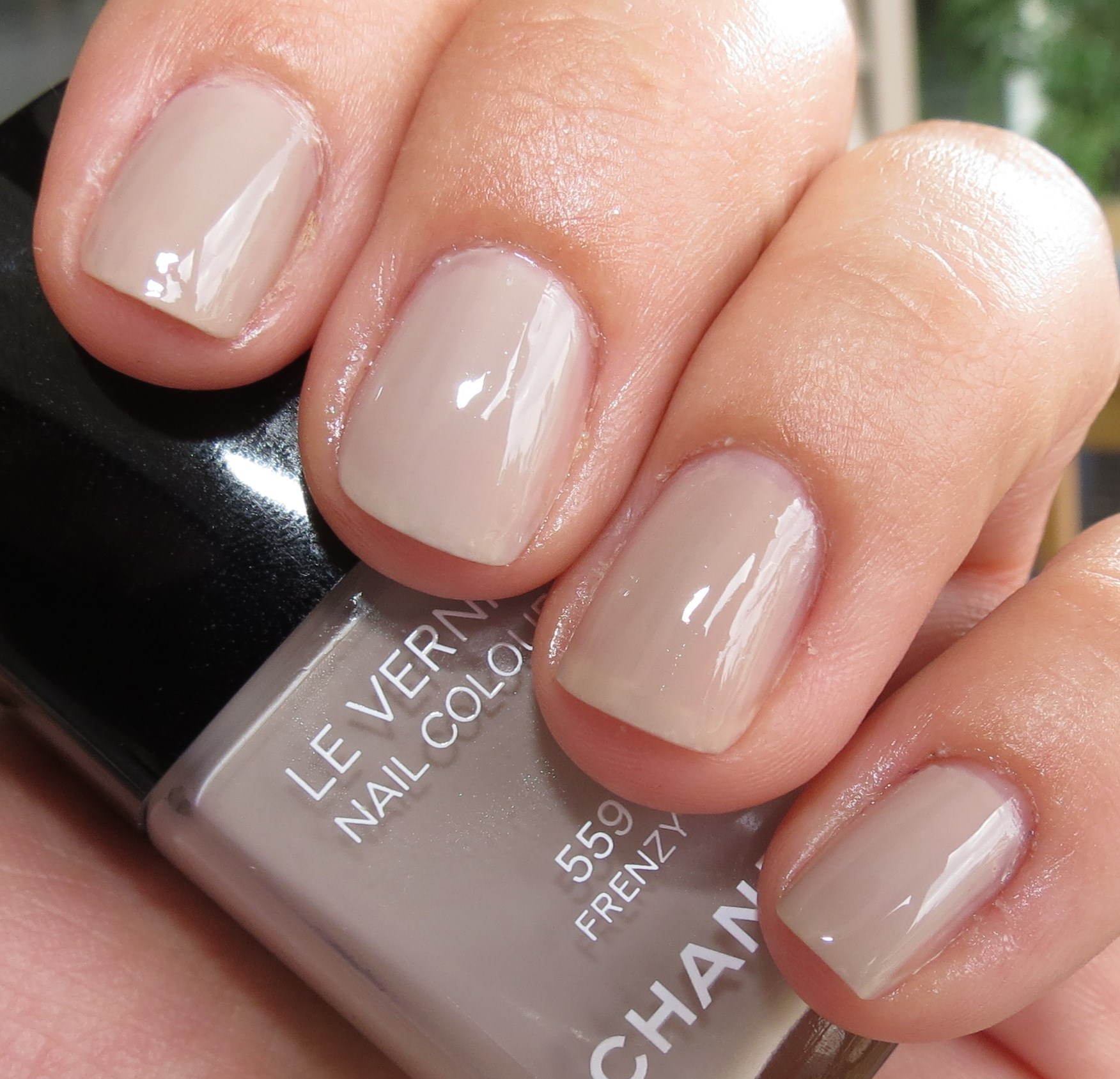 Nail Polish On Pinky Finger Meaning: MAC Quiet Time Nail Polish Swatches, Review, And