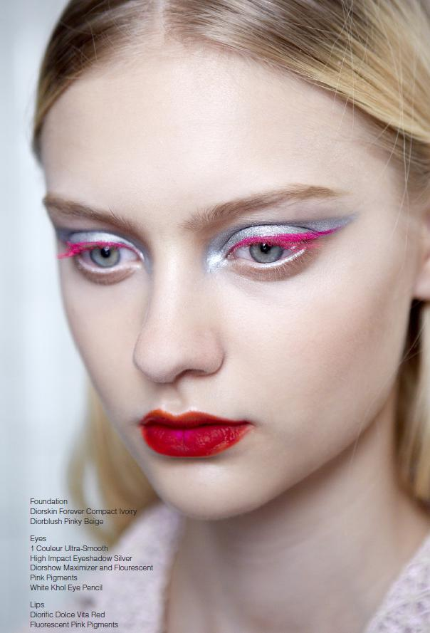 Dior Fall/Winter 2012-2013 Haute Couture Beauty