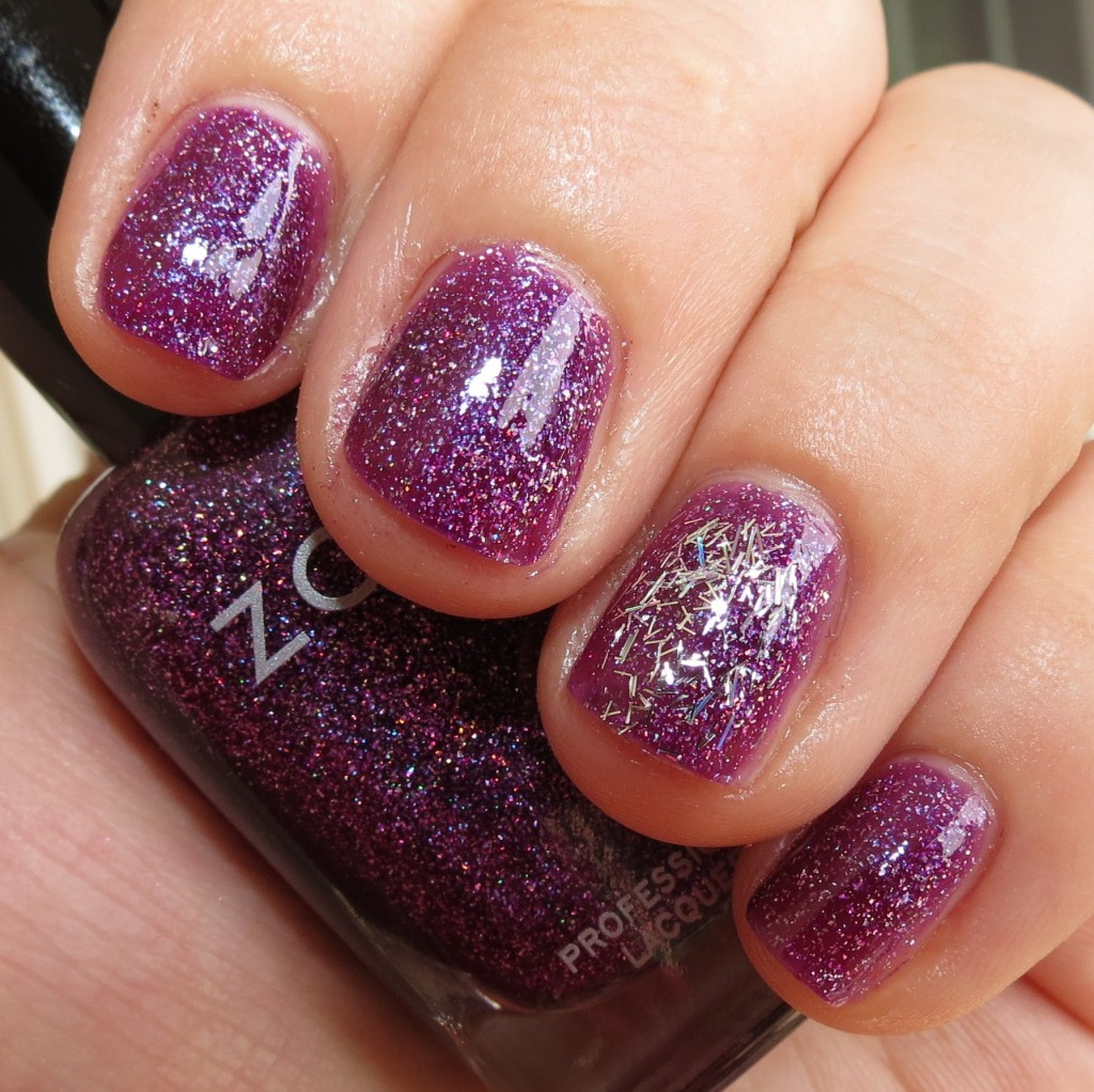 Zoya Ornate Holiday Winter Nail Polish Collection Swatches