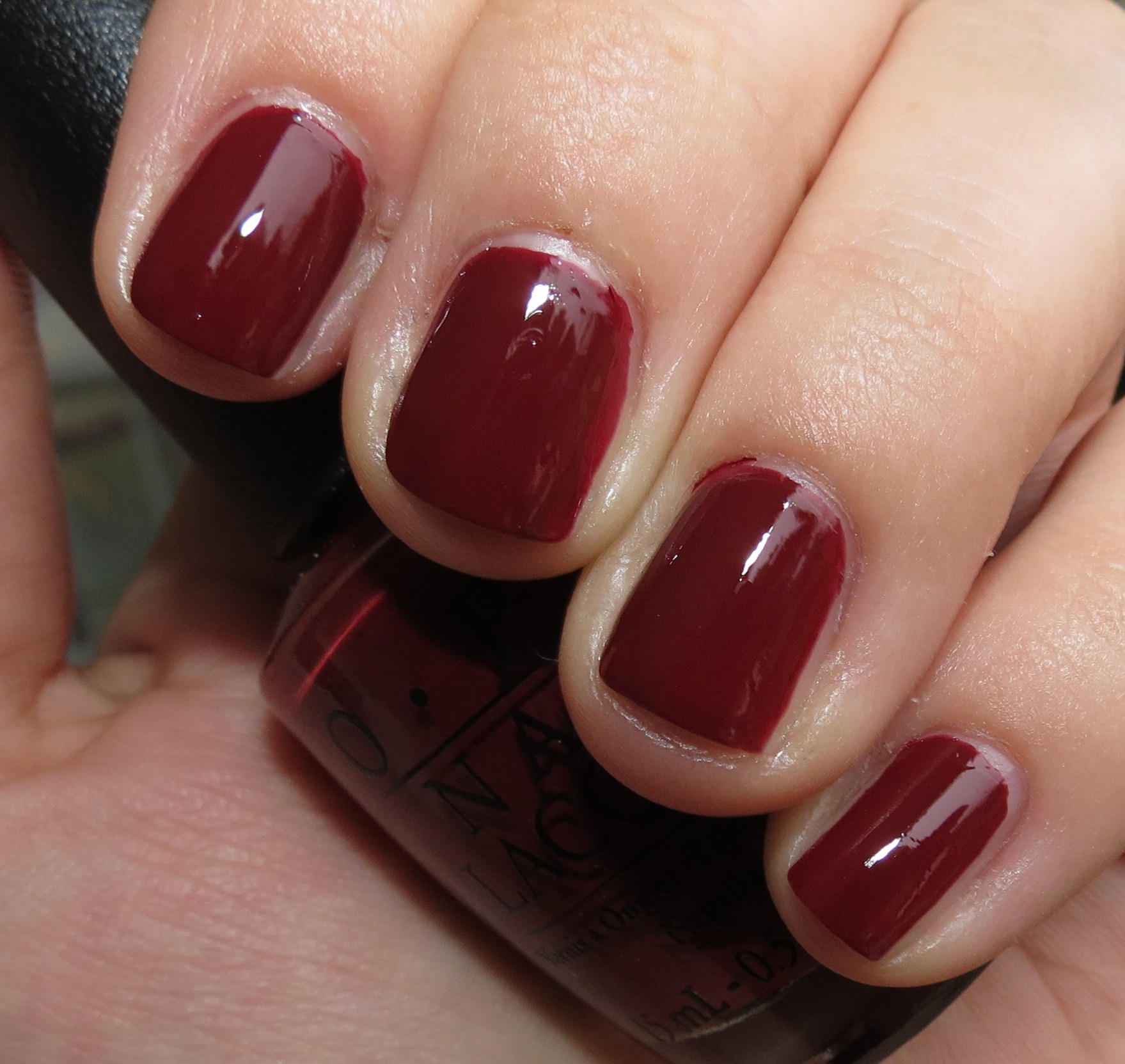 OPI Skyfall Collection Nail Polish Swatches & Review - Bond, James ...