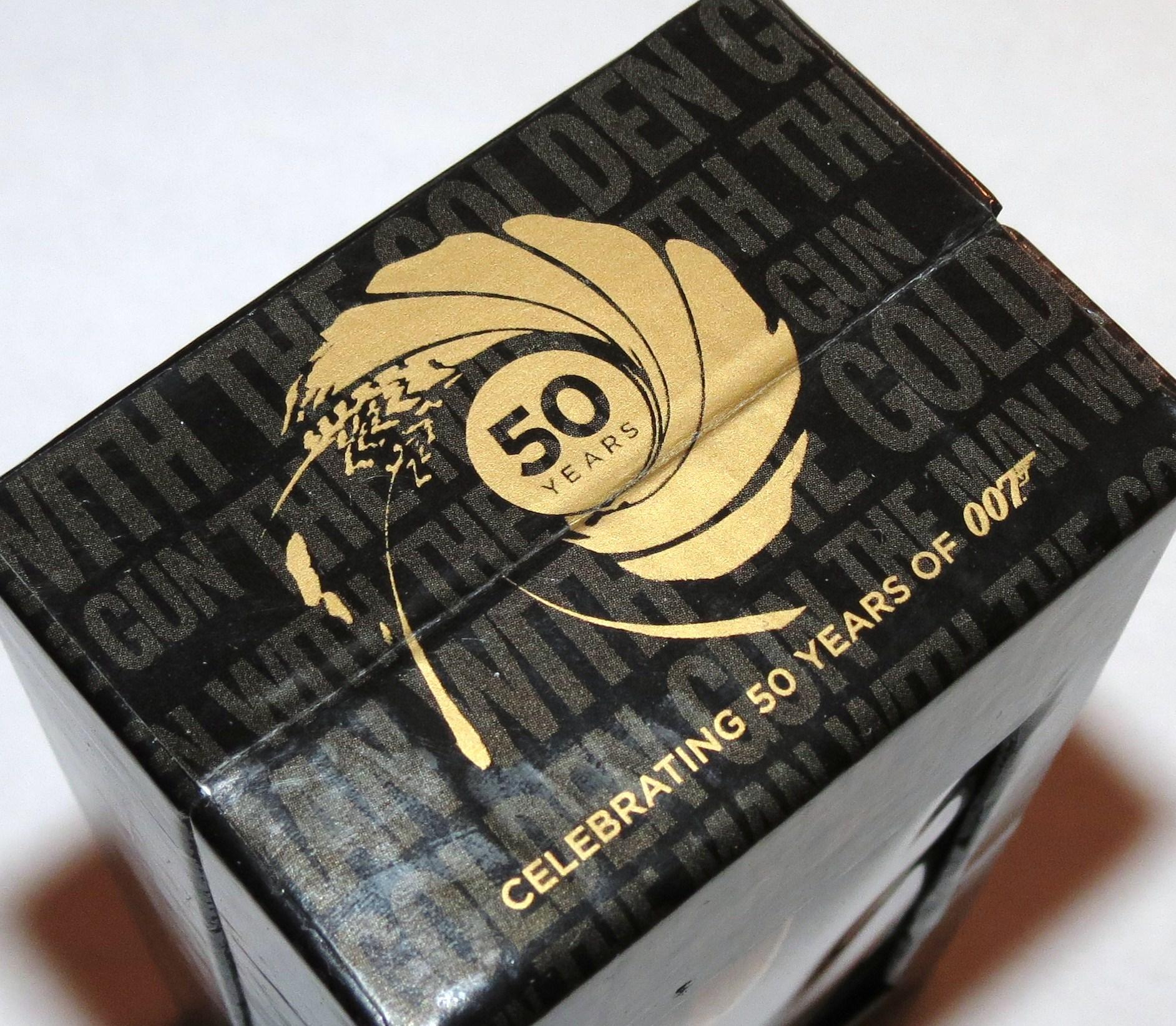 Opi The Man With The Golden Gun 18k Gold Leaf Nail Polish Top Coat