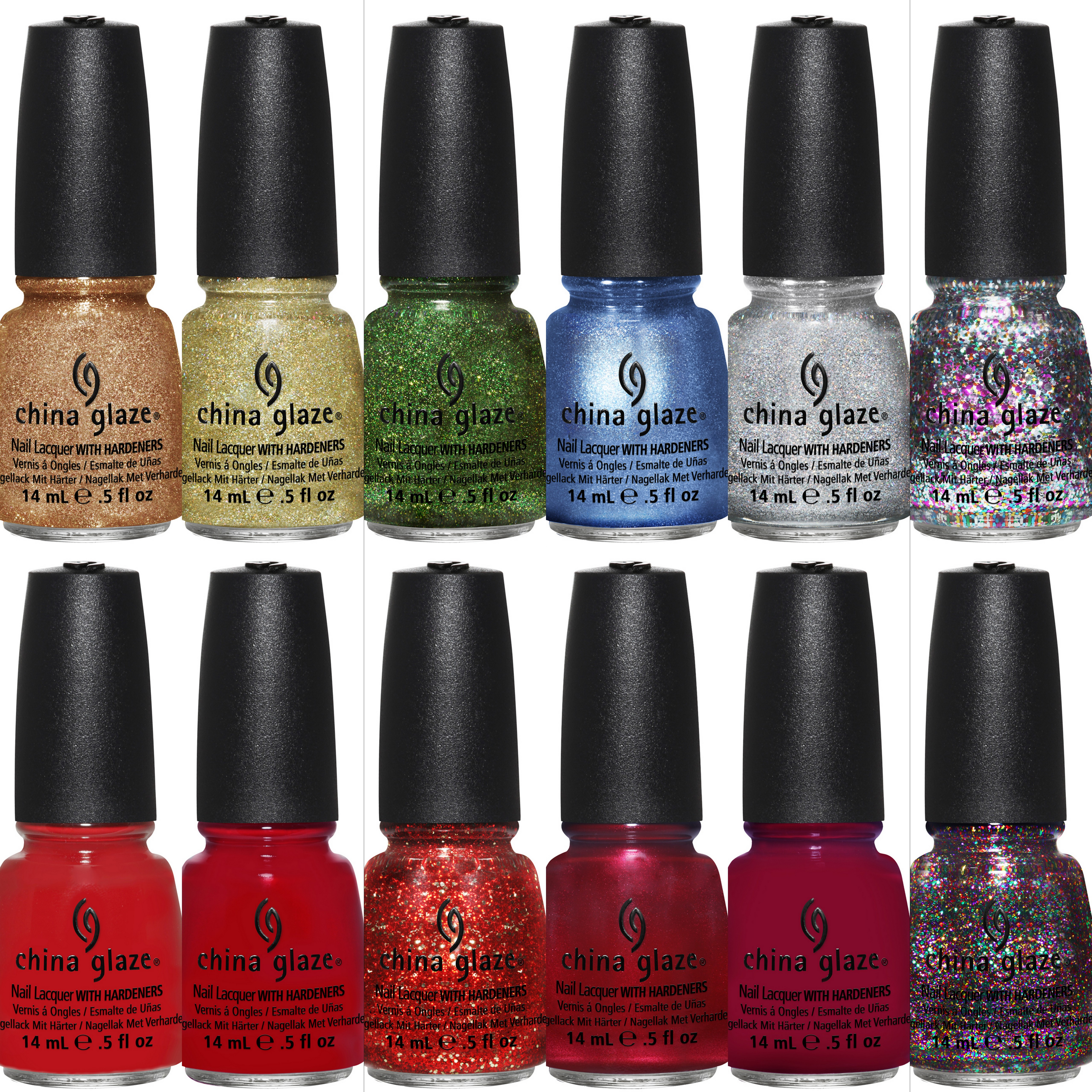 China Glaze Holiday Joy Collection - Official Product Information ...