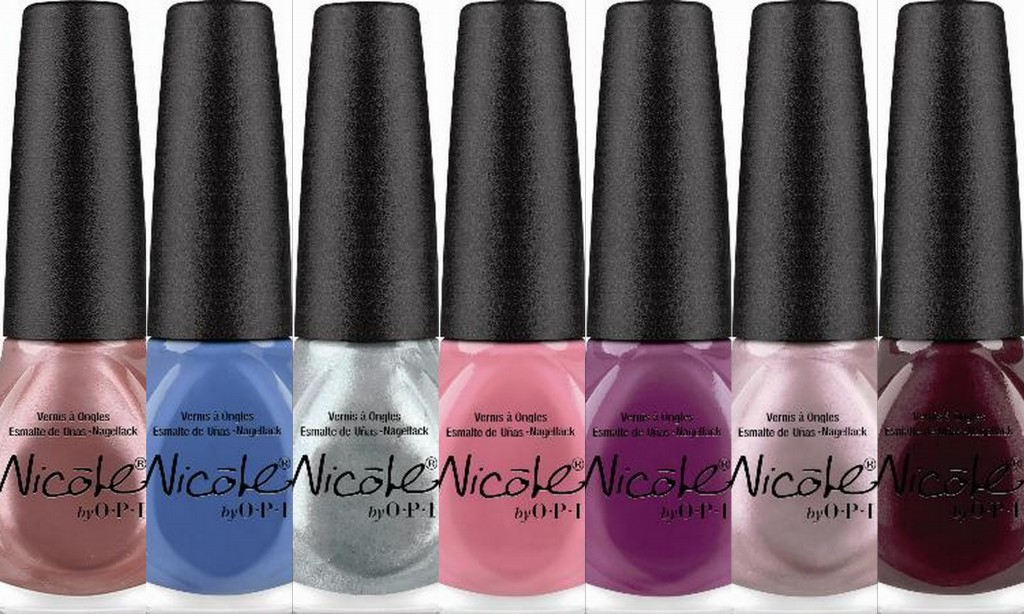 nicole by opi launches seven new nail lacquers  exclusively at cvs