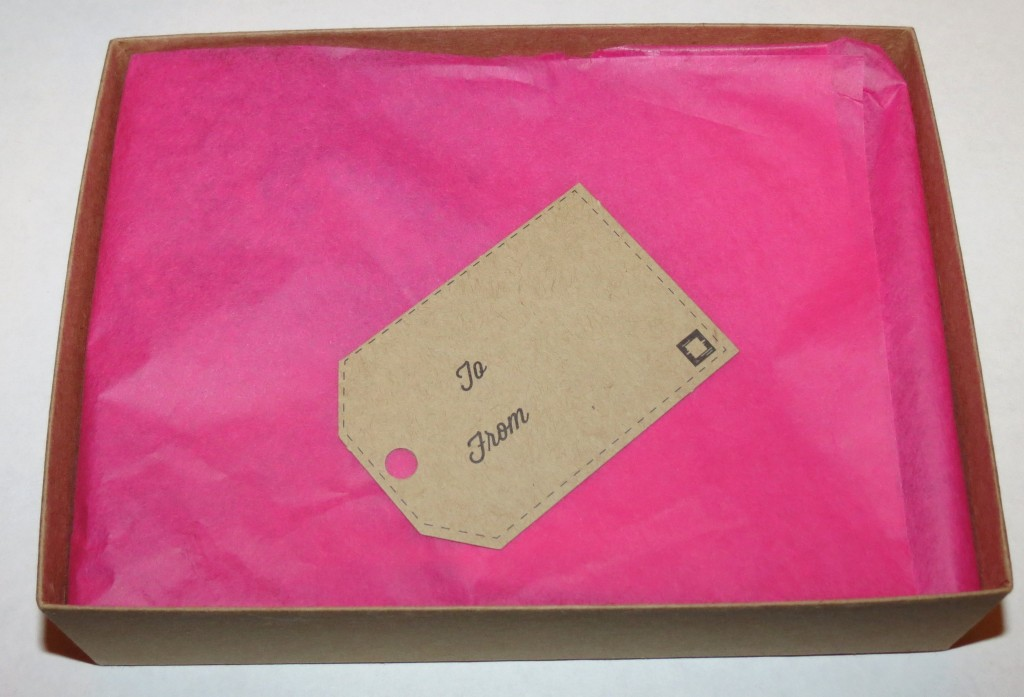 December 2012 Birchbox Review Amp Photos Blushing Noir