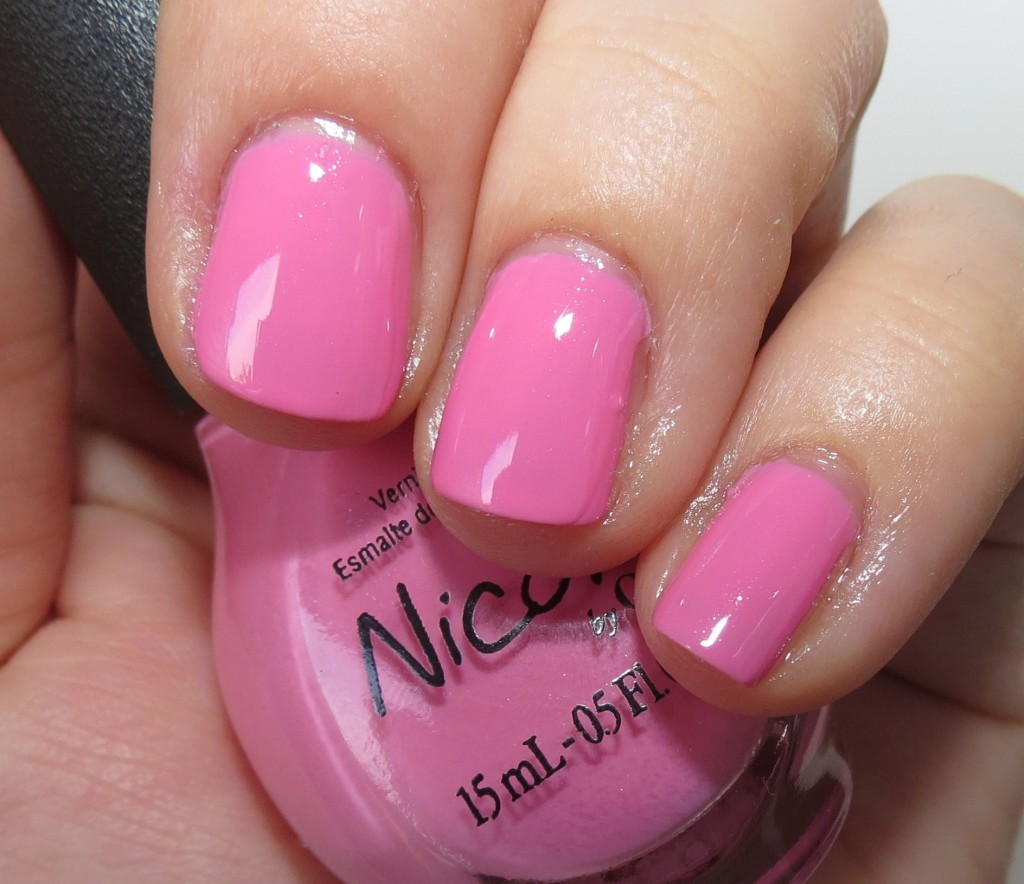 Nicole by OPI Selena Gomez Nail Polish Collection Swatches & Review ...