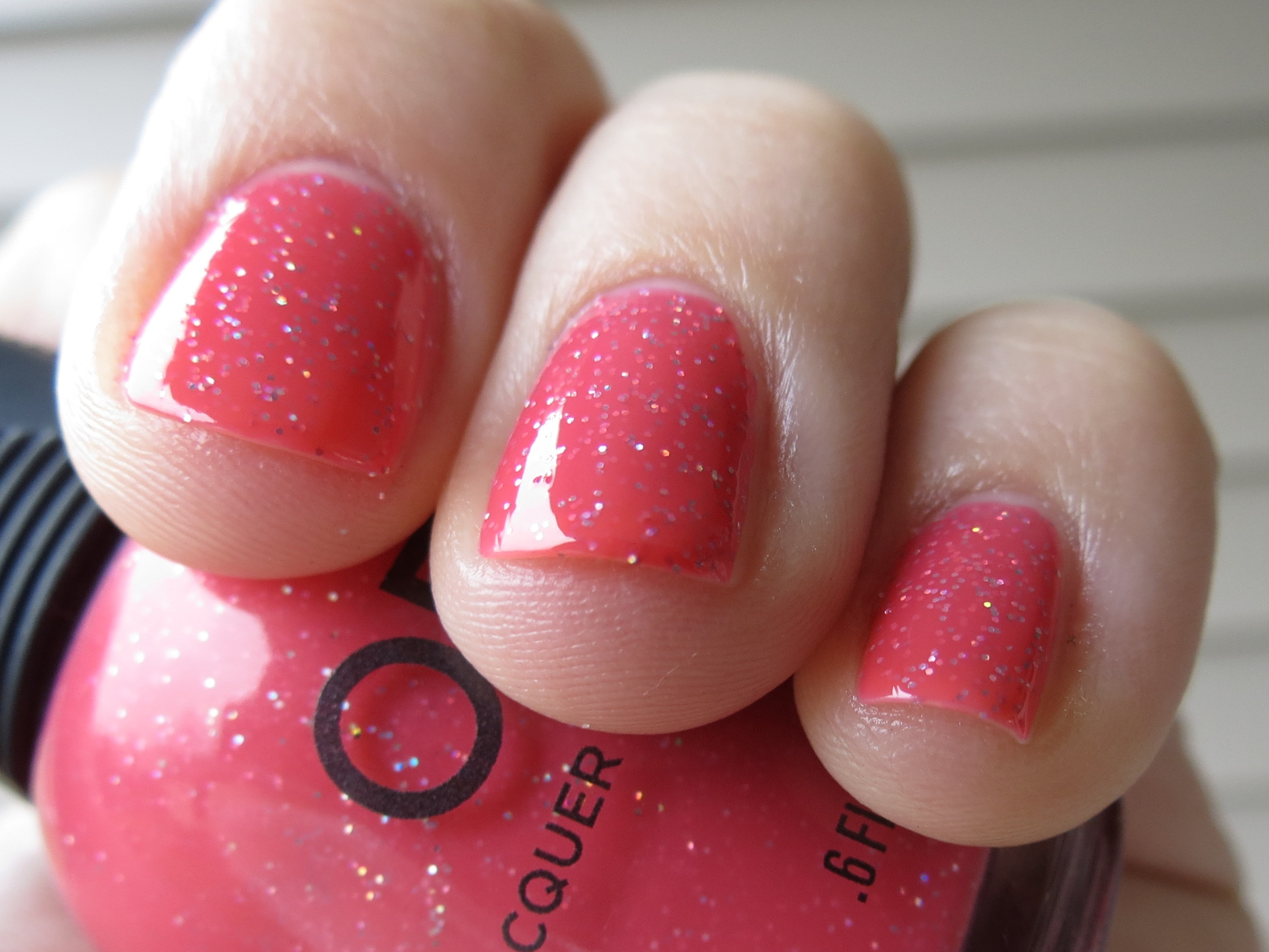 Orly ELATION GENERATION, PEACEFUL OPPOSITION Nail Polish Swatches ...
