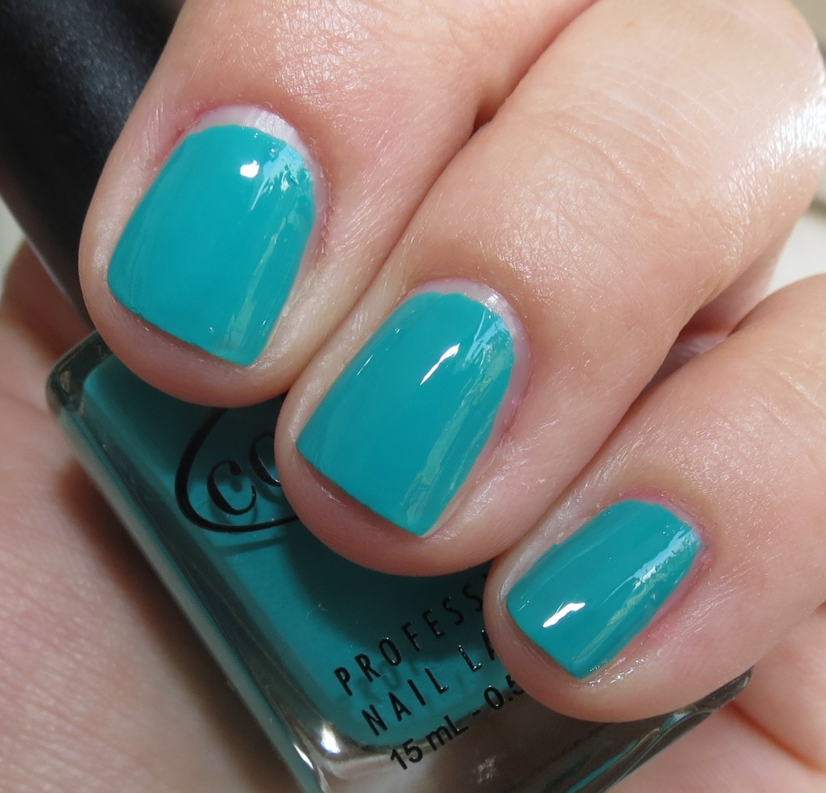 Summer Nail Colors: Color Club ABYSS, BRIGHT NIGHT Nail Polish Swatches