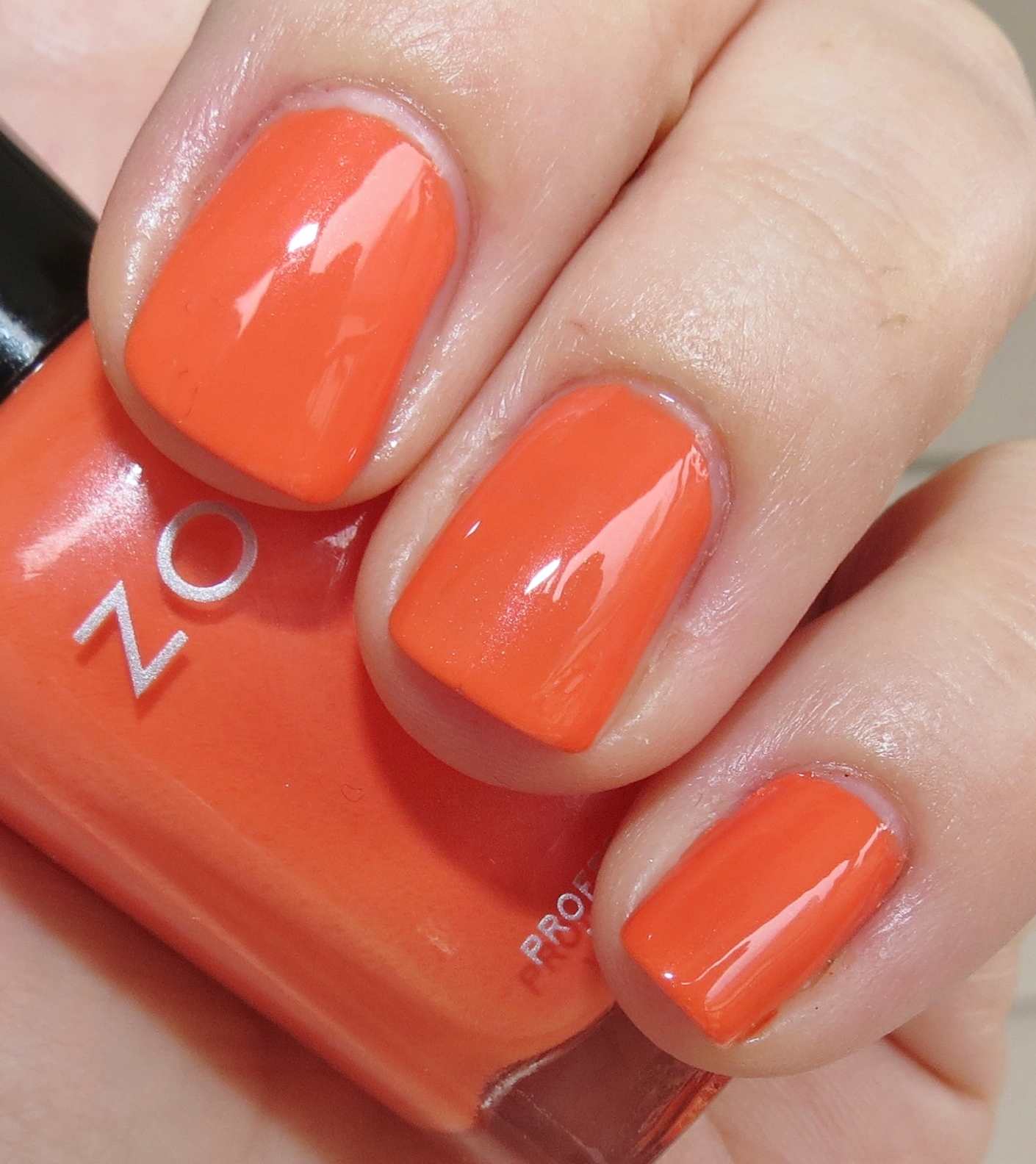 Zoya Stunning Nail Polish Collection Swatches & Review - Blushing Noir