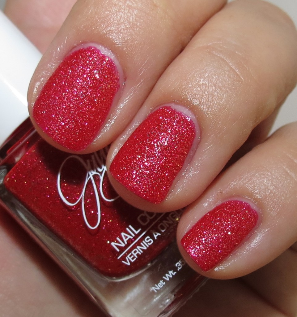 Jesse's Girl JulieG Frosted Gumdrops Nail Polish Collection Swatches & Review