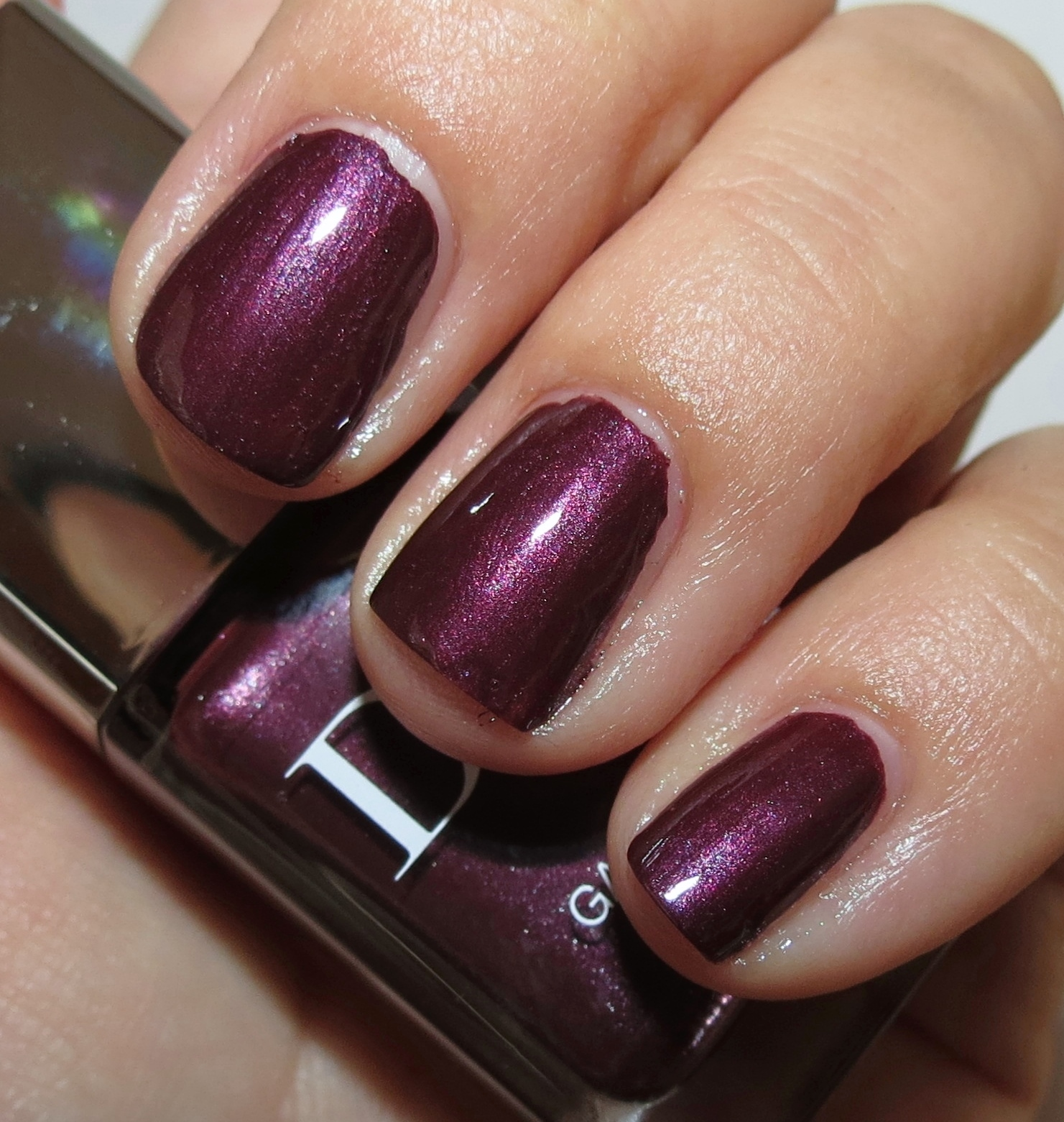 Dior GALAXIE 992 Vernis Nail Polish Swatches & Review ...