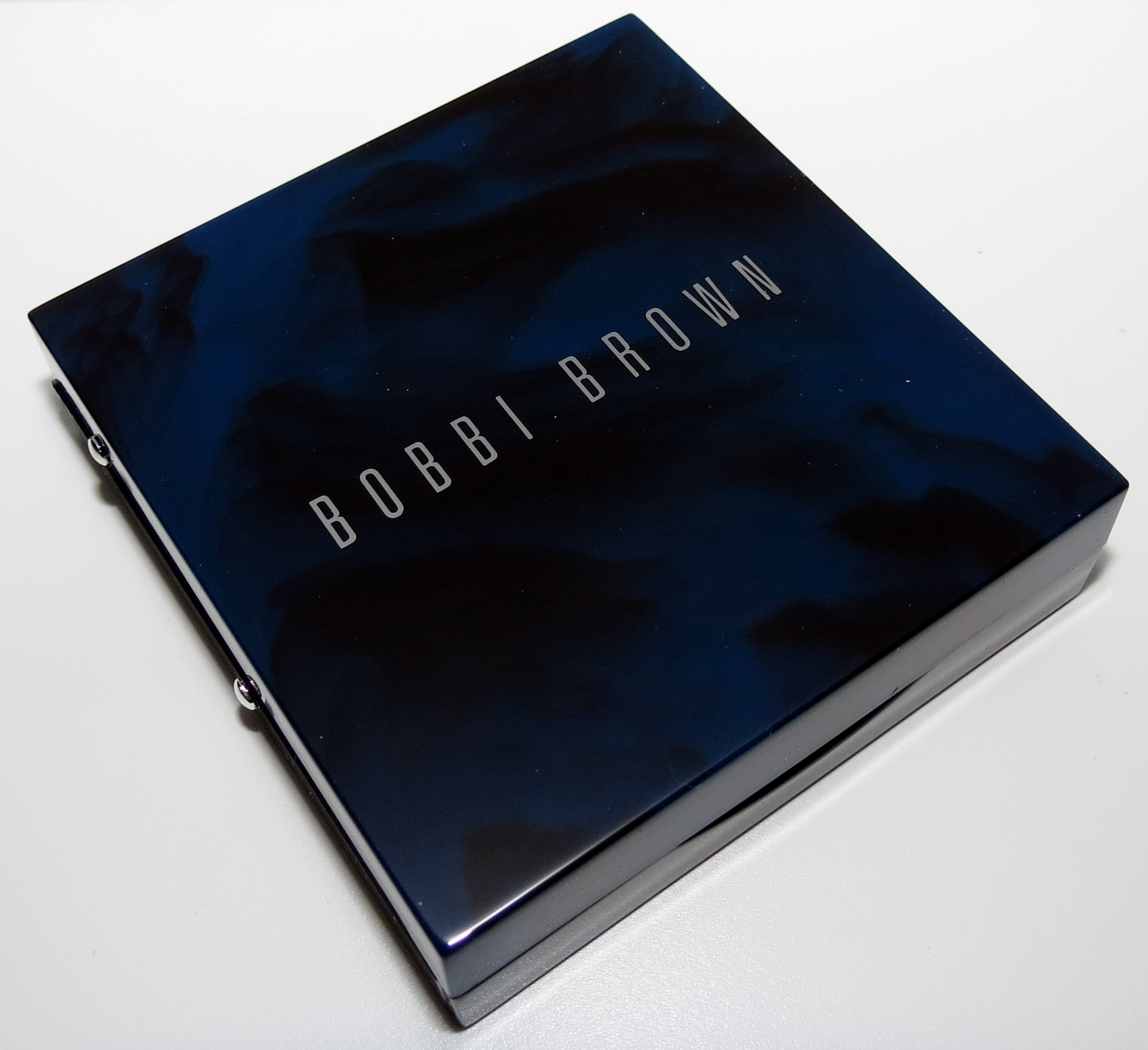 Bobbi Brown Navy  Nude Eye Palette Swatches, Review