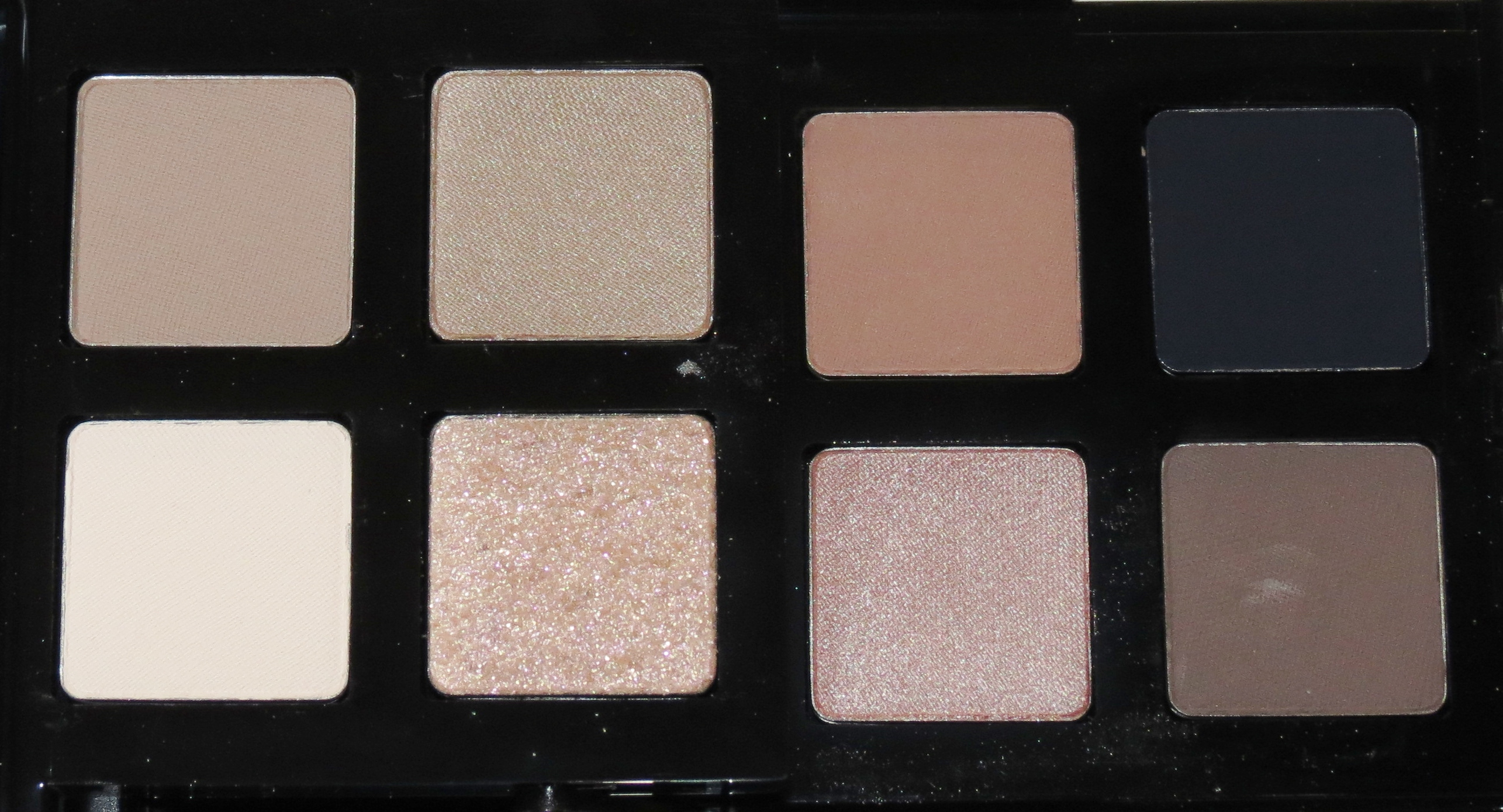 Bobbi Brown Navy Nude Eye Palette Swatches Review Eotd