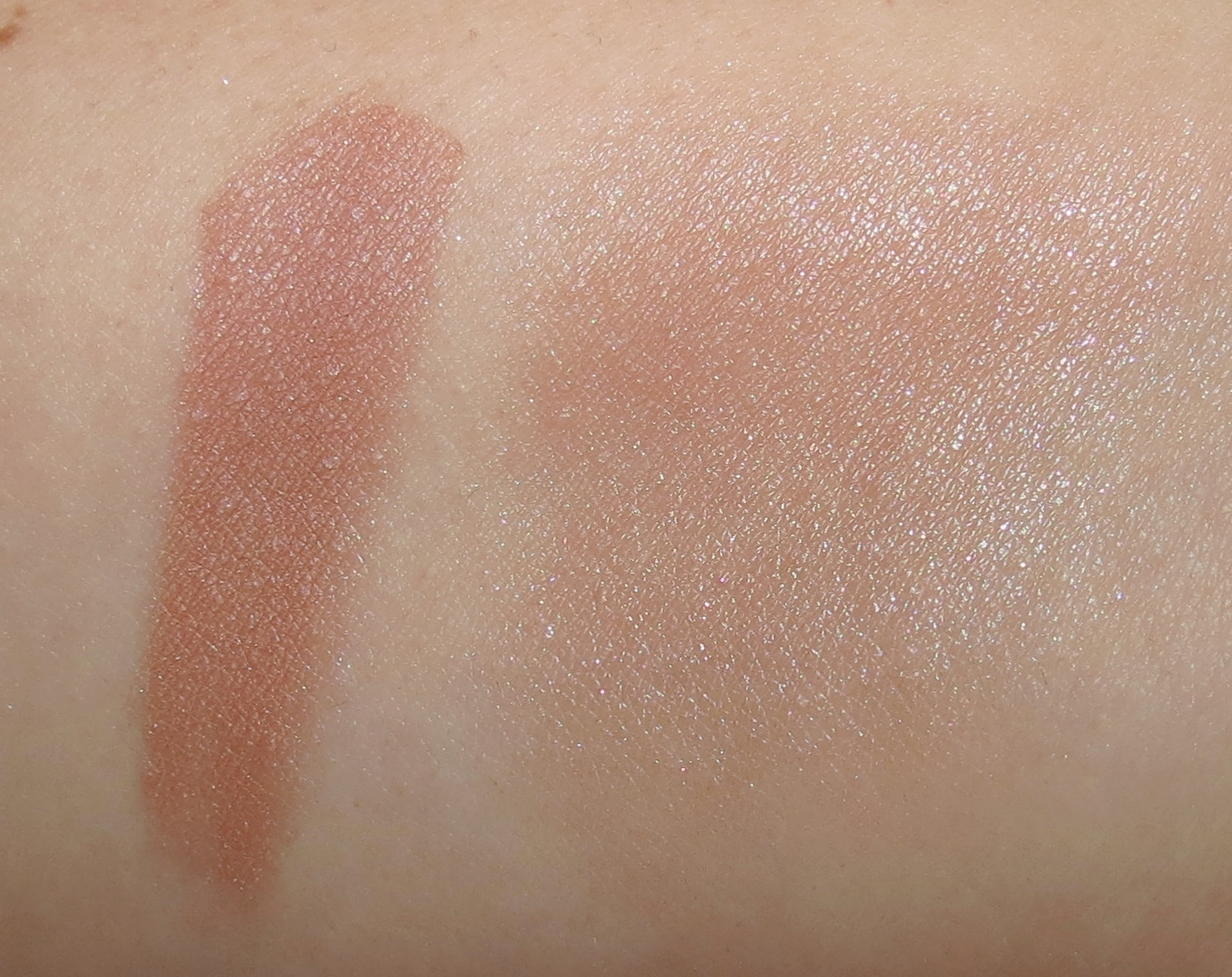 Natural Color Swatches