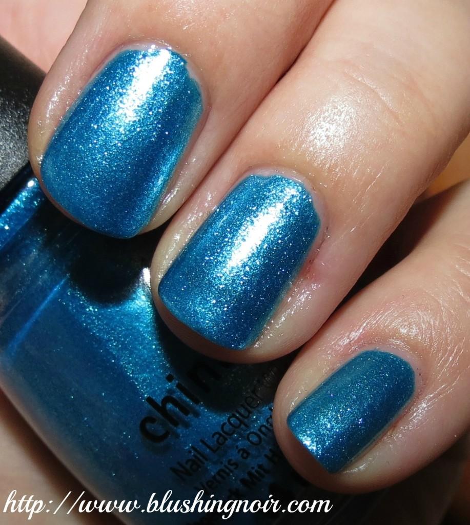 China Glaze Happy HoliGlaze Nail Polish Swatches & Review