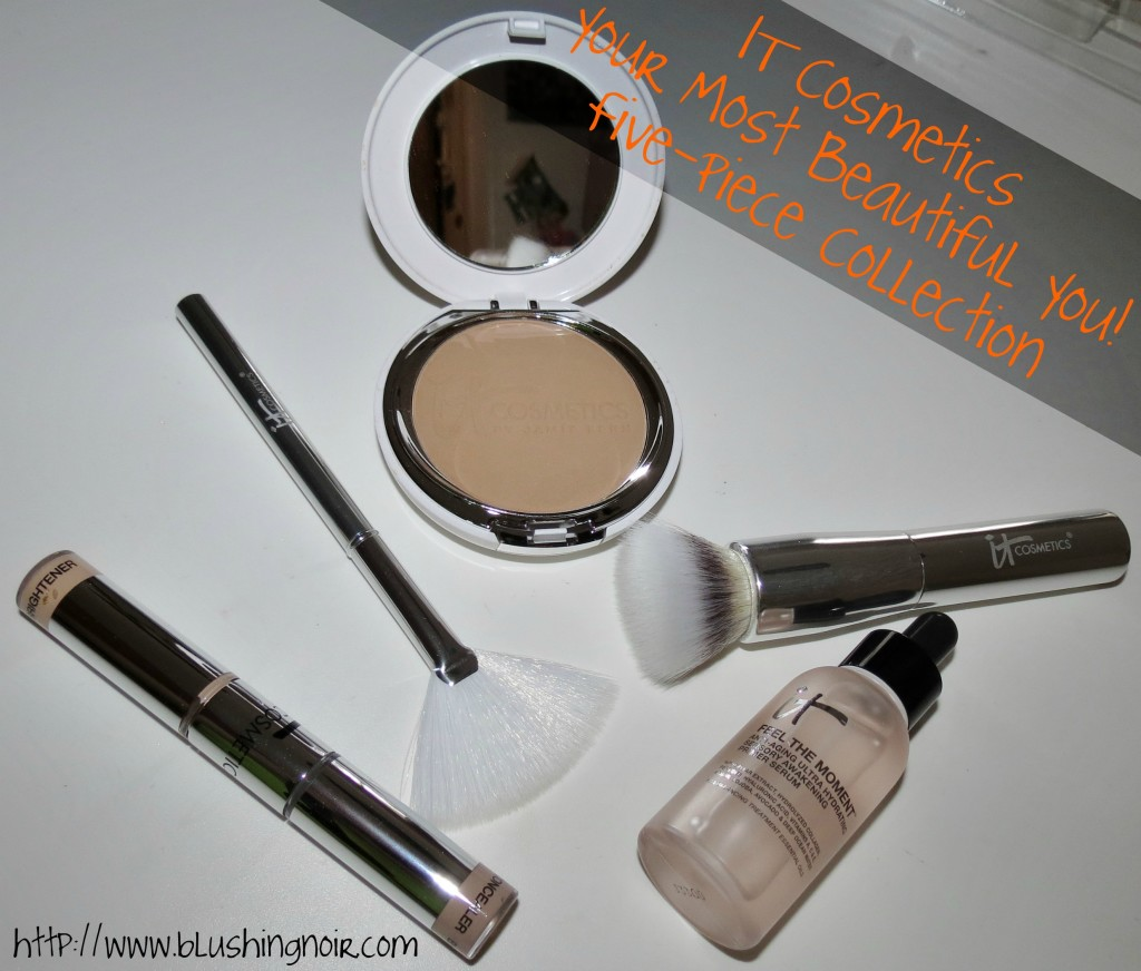 IT Cosmetics Your Most Beautiful You! 5 Piece Collection
