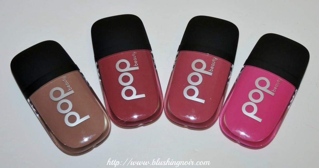 POP Beauty Plump Pout Liquid Lipstick Stain