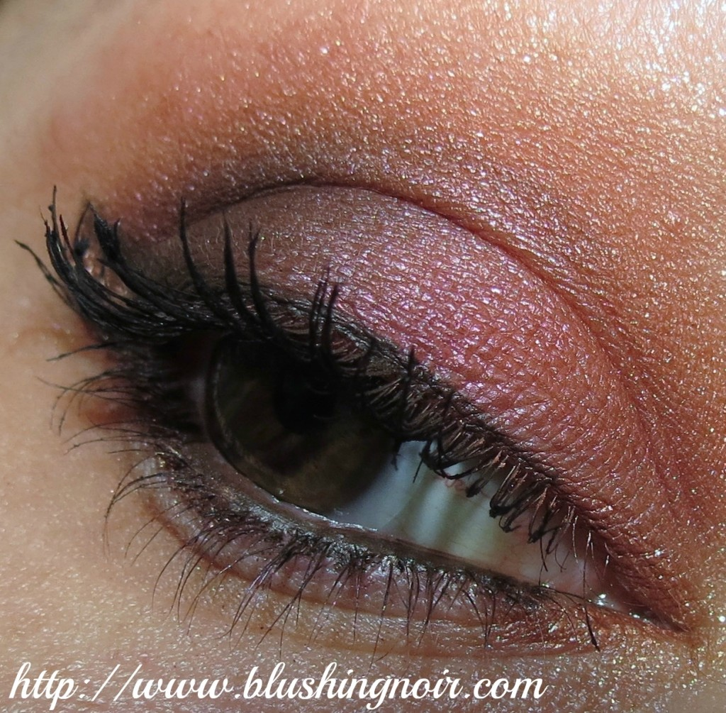 em cosmetics holiday life palette new year's edition eotd