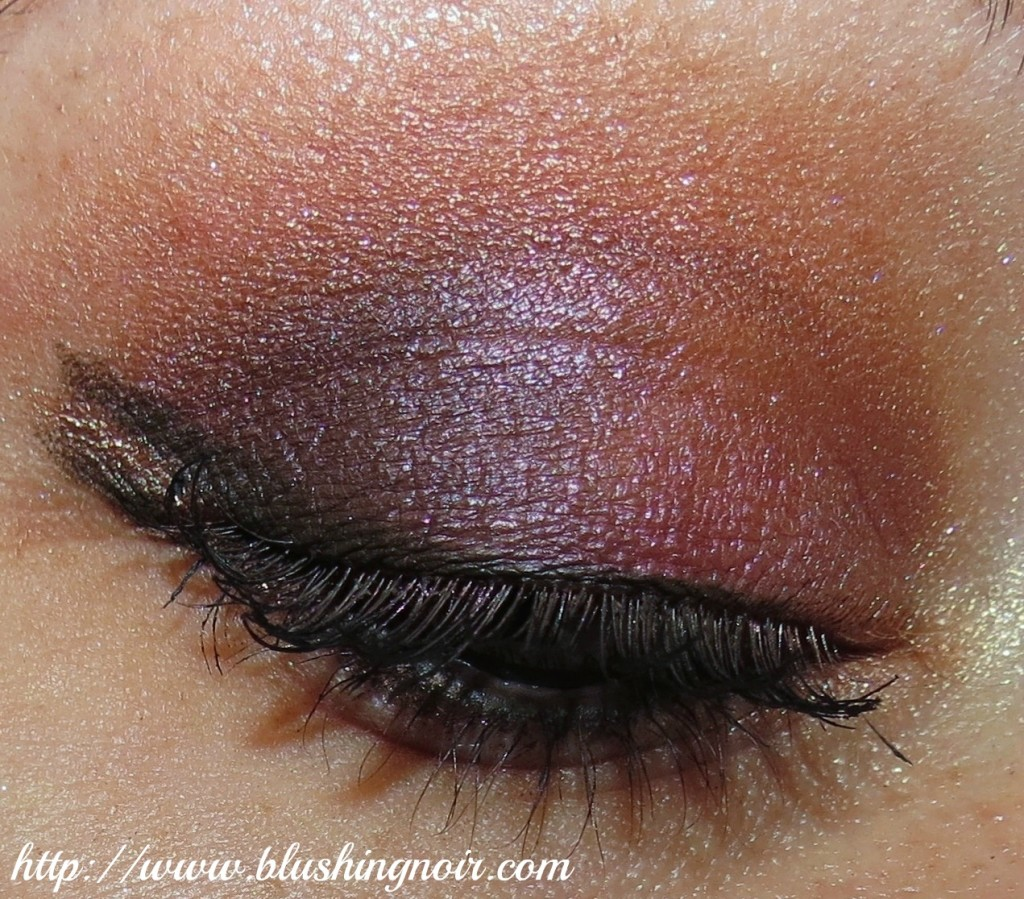 em cosmetics holiday life palette new year's edition eotd 3