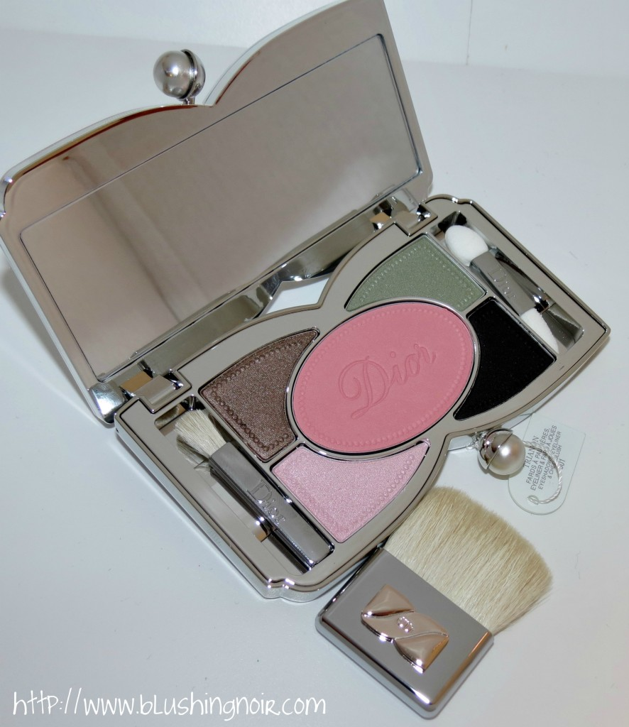 Dior Trianon 001 FAVORITE Makeup Palette Review