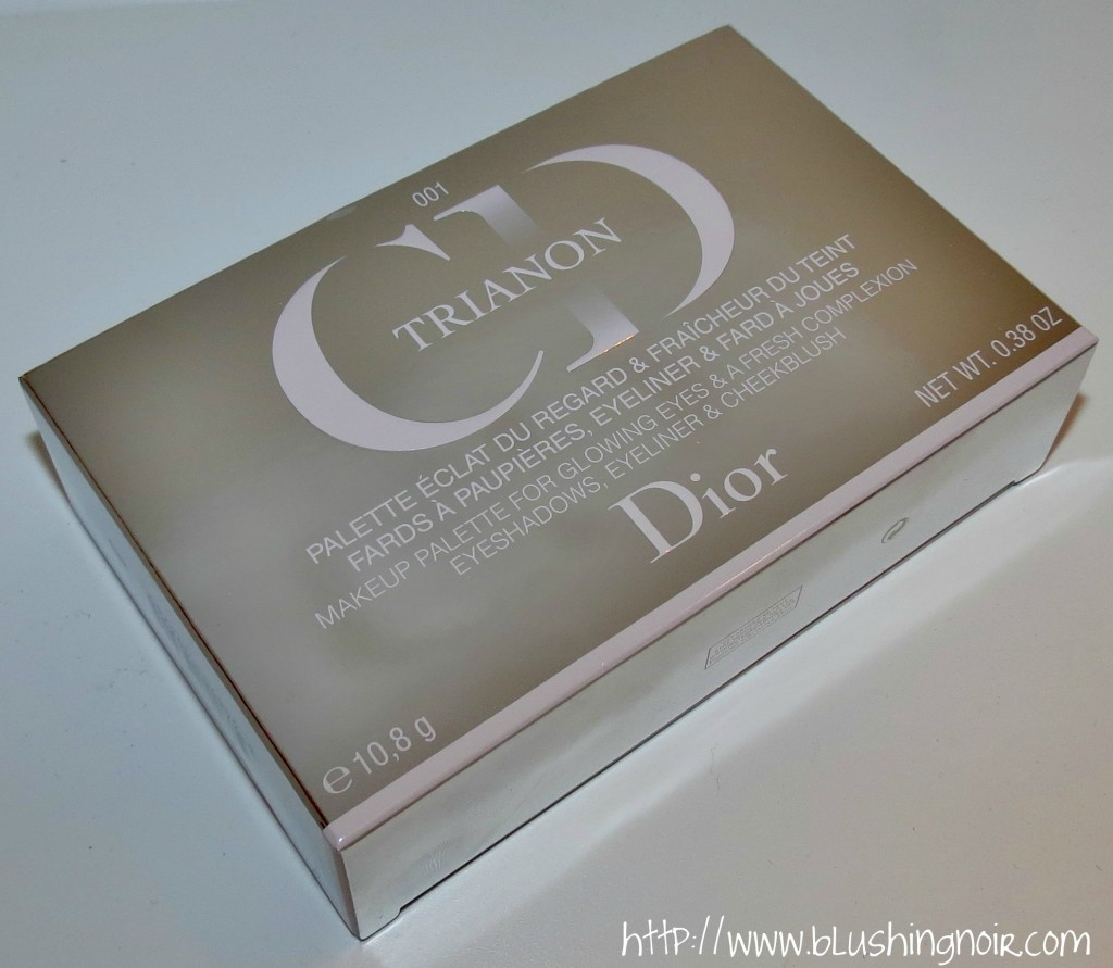 Dior 001 FAVORITE Makeup Palette Swatches, Review & FOTD ...