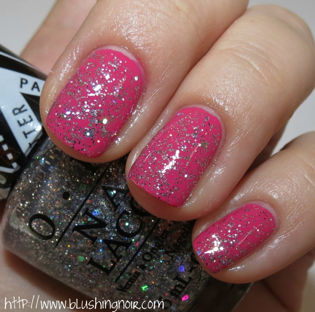 Gwen Stefani By OPI Nail Polish Collection Swatches