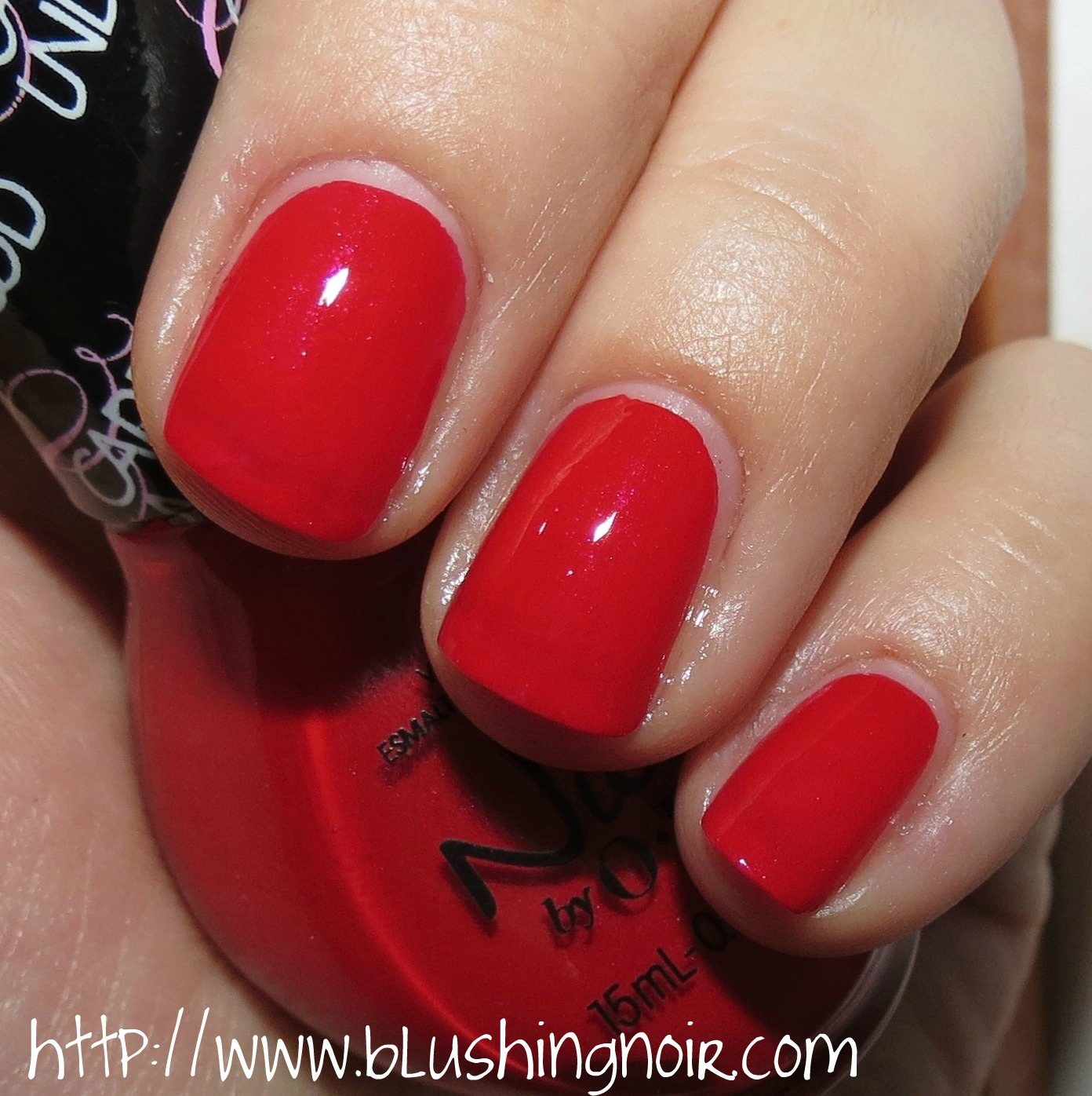 Nicole By Opi Carrie Underwood Nail Polish Collection Swatches Jafra Nourishing Hand Ampamp Lotion American As Apple Pie