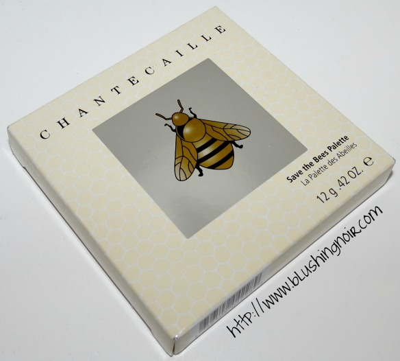 Chantecaille The Save The Bees Palette packaging