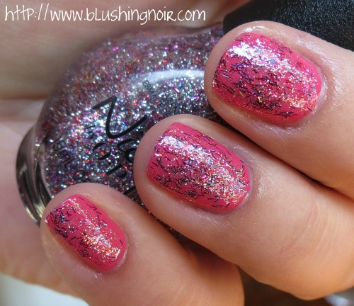 Nicole by OPI Fabulous is my Middle Name Nail Polish Swatches shade