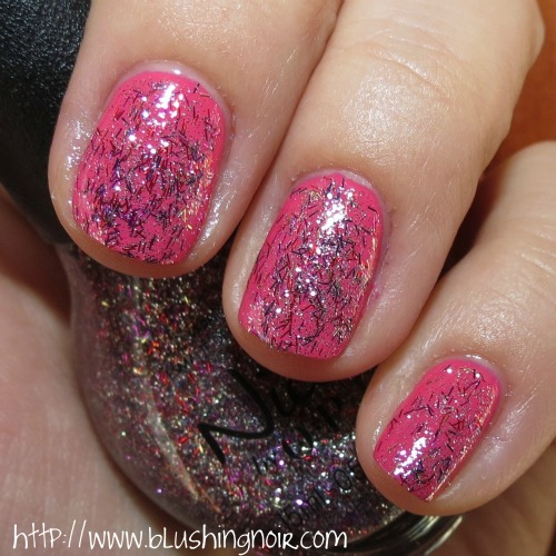 Nicole by OPI Fabulous is my Middle Name Nail Polish Swatches