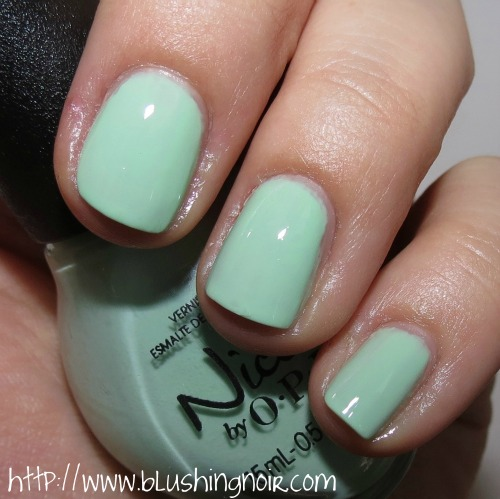 Nicole by OPI I Shop Mintage Nail Polish Swatches