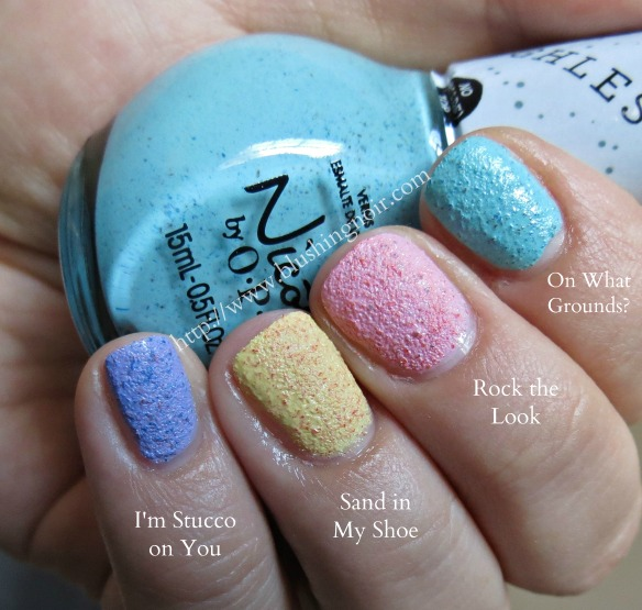 Nicole by OPI Roughles Nail Polish Swatches 2
