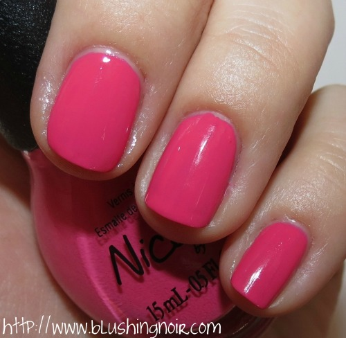 Nicole by OPI Something About Spring Nail Polish Swatches