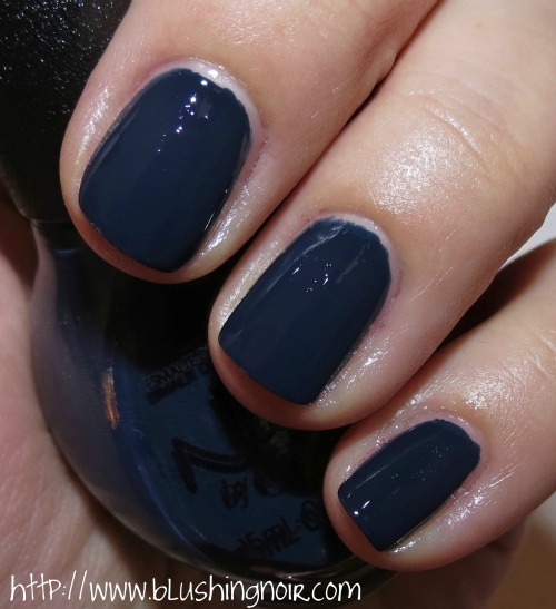 Nicole by OPI This Blue is so You Nail Polish Swatches