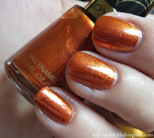 Revlon ELECTRIC CHROME Nail Polish Collection Swatches