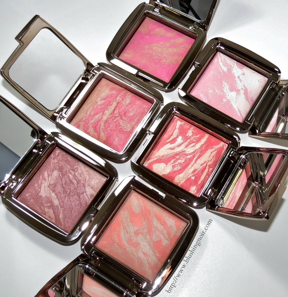 Hourglass Ambient Lighting Blushes Review